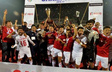 TFG Indian Football Podcast: The Night of History -- Aizawl FC claim I-League title