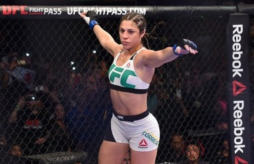Bethe Correia believes that Holly Holm is overrated