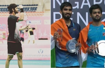 Men's singles shuttlers are back: Ajay's ranking & Singapore SS a proof of it