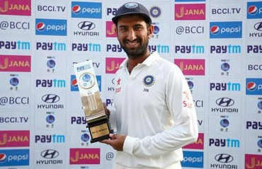 BCCI nominates Cheteshwar Pujara for Arjuna award
