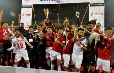 TFG Indian Football Podcast: Aizawl FC & the Merger -- New Battle Awaits