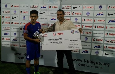 Chhetri, Khalid, Dipanda among others win individual I-League awards