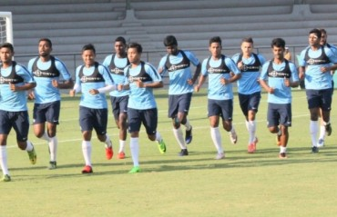 India national football team now ranked 100 in the latest FIFA ranking