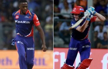 Rabada, Morris, Matthews depart mid-way through IPL to prepare for Champions Trophy