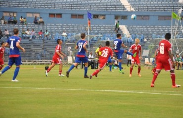 5 goal thriller sees Shillong Lajong put up a fight against Bengaluru FC but ultimately lose