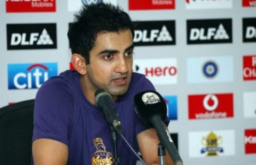 Players can't earn a berth in ODI squad by performing in IPL, says Gambhir