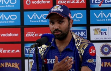 Opting to bat first did not pan out as per strategy, says Rohit Sharma