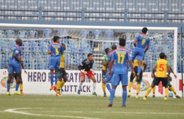 Birthday boy Robin Singh's brace sends Chennai City out of contention for the Fed Cup semis