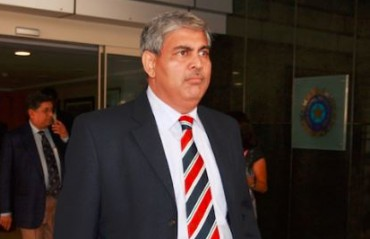 Shashank Manohar to continue as ICC chairman till June 2018