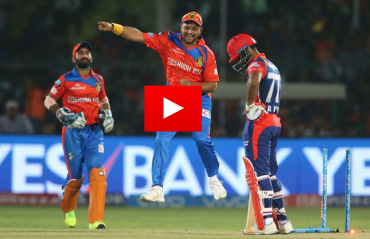 WATCH: Opportunist Raina sends 'lazy' Pant packing with a smart-witted run-out