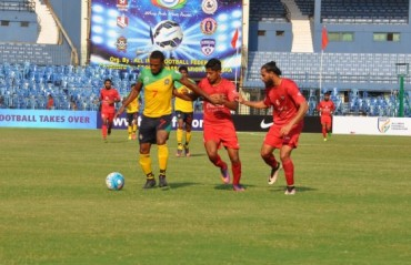 Chennai City put on a show before exit, claim a 3-1 victory to crush Churchill's semi-final dreams