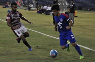 Mohun Bagan and Bengaluru play out a draw to ensure Federation Cup semi-final berths