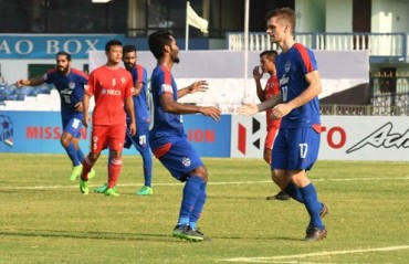 Watson's penalty sends Bengaluru FC to the final of the Federation Cup