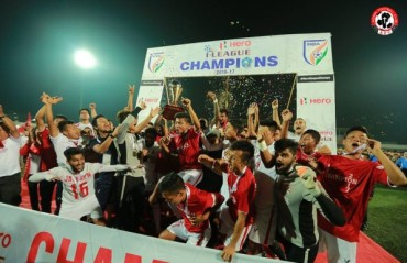 The Last Lap to Victory: stories from Aizawl's journey to I-League glory (Part Two)