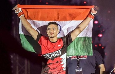 Indian MMA: Mohammed Farhad hints at rematch with Irfan Khan, Takes shots at Mangat and Faress