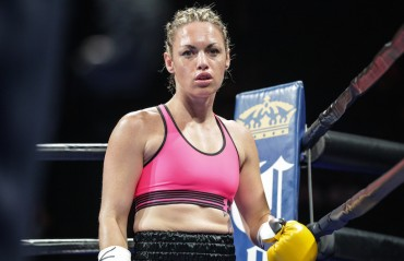Heather Hardy keeps perfect record in Boxing, Announces move to Bellator MMA