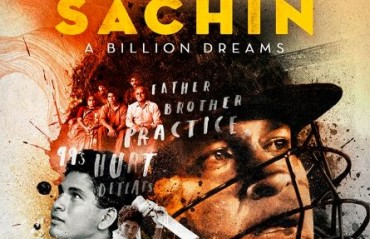 'Sachin: A Billion Dreams' is a biopic compiled from over 10,000 hrs of footage: Tendulkar