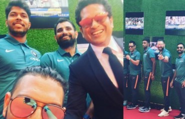 WATCH: Team India left awestruck after watching 'Sachin: A Billion Dreams' premiere