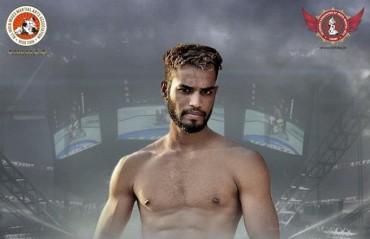 Indian MMA: Siddiq Bin Mahmood to represent India at IMMAF Asian Open championship