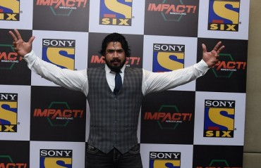#TFGinterview: Mahabali Shera is ready to bring the Impact World Championship to India