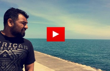 WATCH: The story of former Indian MMA fighter Alan Fenandes