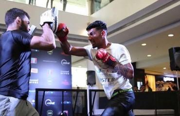Indian MMA: Hardeep Rai starts training At Jackson Wink