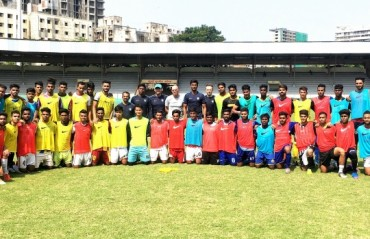 8 players shortlisted for India U-22 from trials at Mumbai