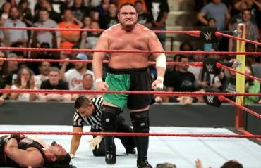Samoa Joe has a message for Brock Lesnar