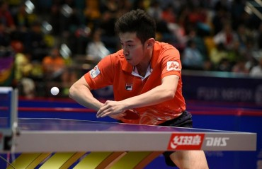 Men's World No. 7 Wong Chun Ting & Women's World No. 9 Han Ying among 24 foreign players for Ultimate Table Tennis