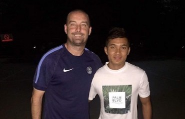 Jerry Lalrinzuala's club coach Dave Rogers happy to see him play for NT