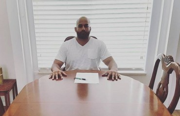 Arjan Bhullar announces his First fight In UFC