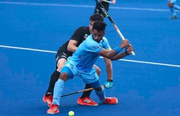 Indian Men's Hockey team gear up for World Hockey League Semi Final in London