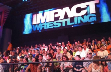 This Week In IMPACT History – Impact Starts taping from Universal Studios