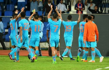 TFG Indian Football Podcast: India beat Kyrgyzstan - Review + Coach & Captain React