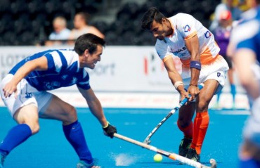 Ramandeep Singh scores twice in Indian Men's Hockey team's 4-1 win against Scotland