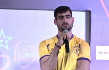 It's delightful to see Kabaddi gain popularity in 'cricket-crazy' India, says Rahul Choudhari