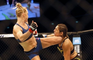 UFC Fight Night Singapore Results: Holly Holm knocks out Bethe Correia