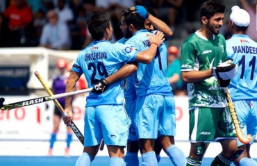 India outclass Pakistan with a 7-1 win in FIH Hockey World League semi-final