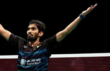 Srikanth dedicates Indonesia SSP win to his big 'Man' on Father's day