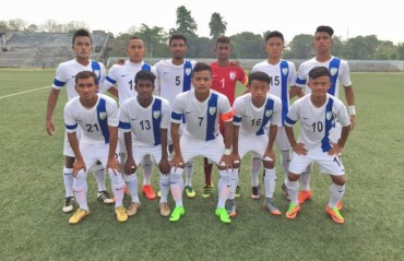 India U-19 team to play Singapore U-18 as part of preparation for upcoming tournaments
