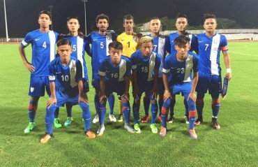 Thumping victory for India U-19 against Singapore U-19 in a first of two friendlies