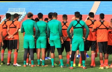 India U-23 will be in USA for an exposure tour as a preparation for AFC Qualifiers