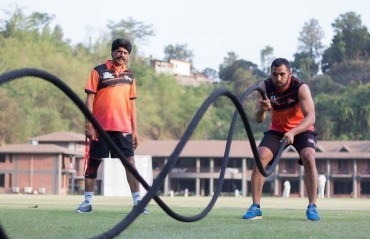 WATCH: U Mumba sweat in out a rigorous training session