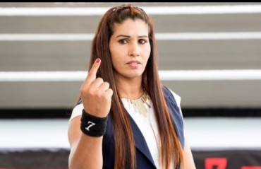 Kavita Devi to become the First Indian woman to appear in WWE
