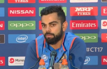 No pressure on us, we are looking to enjoy the Windies tour: Kohli