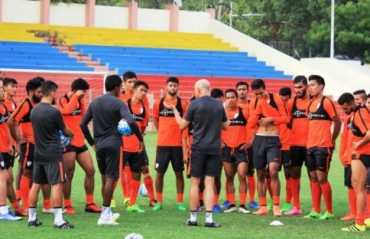 TFG Indian Football Podcast: India U-22 USA Exposure Tour