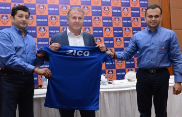 Brazilian Legend Zico returns as FC Goa's Coach for Season 2 of ISL