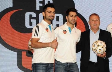 FC Goa again eye Varun Dhawan as brand ambassador