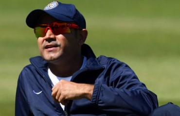 #ThankYouSehwag: Check who had the best seat while the Nawab batted