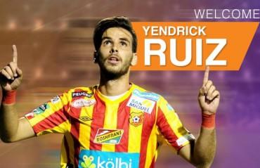 FC Pune City signs Costa Rican striker Yendrick Ruiz
